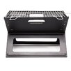Castleton Home 43.5cm Foldable Charcoal Barbecue