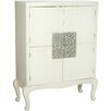 Castleton Home Glam 4 Drawer Chest