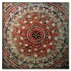 Castleton Home Circle Graphic Art Unwrapped on Canvas Set