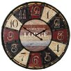 Castleton Home 58 cm Sun Mountain Lodge Wall Clock