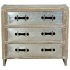 Castleton Home 3 Drawer Chest
