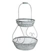 Castleton Home 2 Tier Wire Planter