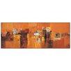 Castleton Home 'Mondo Astratto' by Cusumano Art Print