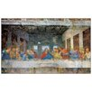 Castleton Home 'The Last Supper - Yesterday' by Da Vinci Art Print