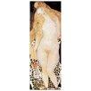 Castleton Home 'Adam And Eva' by Klimt Art Print