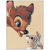 Castleton Home 'Disney-Bambi And Thumper - Best Of Friends' Graphic Art