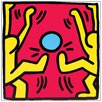 Castleton Home 'Untitled, 1988' by Haring Graphic Art