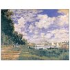 Castleton Home 'Le Bassin D Argenteuil' by Monet Art Print