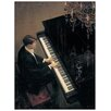 Castleton Home 'Jazz Duet Piano' by Lynch Graphic Art