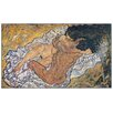 Castleton Home 'Umarmung' by Schiele Art Print