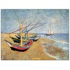 Castleton Home 'Boote' by Van Gogh Art Print