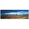 Castleton Home 'World Panoramic-U.S.A. Panoramic' Photographic Print