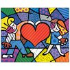 Castleton Home 'Heart Kids' by Britto Graphic Art