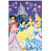Castleton Home 'Disney-Glitter And Glamour' Graphic Art