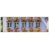 Castleton Home 'Bloomed Balconies, Appenzell, Switzerland' by Yamashita Photographic Print