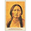 Castleton Home 'Indian Chief' by Burkett Graphic Art