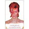 Castleton Home 'David Bowie Aladdin Sane' Graphic Art