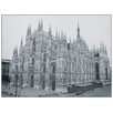 Castleton Home 'Duomo Anni 60' Photographic Print