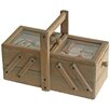 Castleton Home Concertina Sewing Box