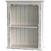Castleton Home Open Shelf Wall Cabinet