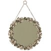Castleton Home Flower Mirror