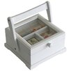 Castleton Home Handled Sewing Box