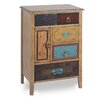 Castleton Home 1 Door 4 Drawer Cabinet