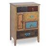 Castleton Home 1 Door 4 Drawer Cabinet