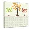 "Castleton Home Leinwandbild ""Baum Retro"", Kunstdruck"