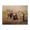 """Castleton Home Leinwandbild """"Die Ährenleserinnen"""", Kunstdruck von Jean François Millet"""