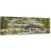"""Castleton Home Leinwandbild """"Alte Meister Die japanische Brücke"""" von Claude Monet, Kunstdruck"""