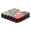 Castleton Home 4 Piece Coaster Set