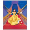 Castleton Home 'Disney-Belle- Getting To Know You' Graphic Art