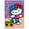 Castleton Home 'Hello Kitty' Graphic Art