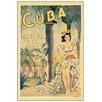 Castleton Home 'Cuba-Cuba' Vintage Advertisement