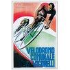 Castleton Home 'Velodromo Comunale Vigorelli' by Boccasile Vintage Advertisement