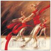Castleton Home 'Dancing Ribbons' by Meijering Art Print