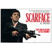 Castleton Home 'Scarface Al Pacino' Vintage Advertisement