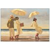 Castleton Home 'The Picnic Party' by Jack Vettriano Art Print