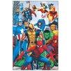 Castleton Home 'Marvel-Supereroi' Graphic Art