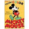 Castleton Home 'Disney-Mickey Mouse' Graphic Art