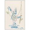 Castleton Home 'Disney-Fisherman Goofy' Graphic Art