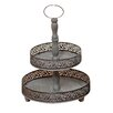Castleton Home Peilon Decorative Cake Stand