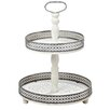Castleton Home Pelussin I Decorative Cake Stand