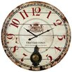 Castleton Home 58cm Chateau Canet Wall Clock