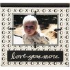 Castleton Home Love You More Wooden Picture Frame