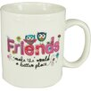 Castleton Home Friends Mug (Set of 2)