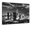 "Castleton Home Leinwandbild ""Dubai bei Nacht"", Fotodruck"
