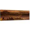 Castleton Home Leinwandbild Toskana im Sonnenuntergang II Fotodruck