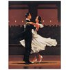 Castleton Home 'Take This Waltz' by Jack Vettriano Art Print